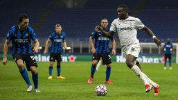 Champions League: le foto di Inter-Borussia Monchengladbach 2-2