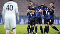 Champions League: le foto di Midtjylland-Atalanta 0-4