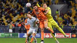 Champions League: le immagini di Dinamo Kiev-Juventus 0-2