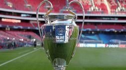 Sorteggio Champions: cosa rischiano Juve, Inter, Lazio e Atalanta