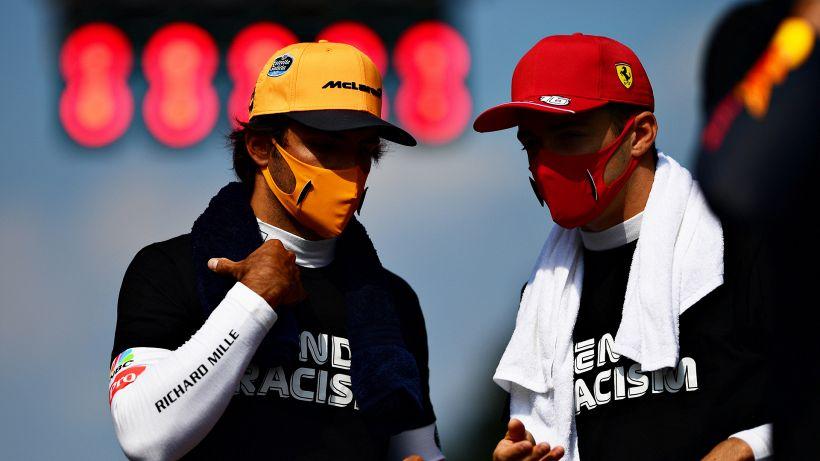 """Formula 1, Sainz esalta i fan della Ferrari: """"voglio vincere"""""""