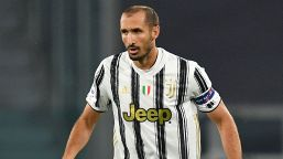 Juventus, sospiro di sollievo per Chiellini