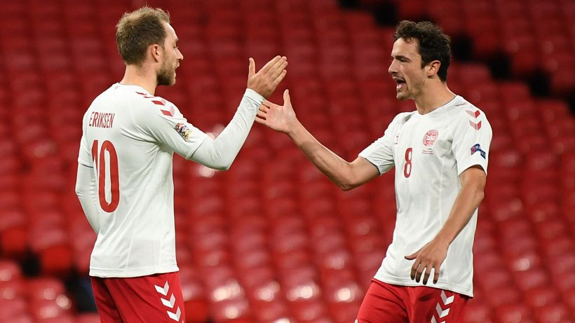 Nations League: Lukaku lancia il Belgio, Eriksen stende l'Inghilterra