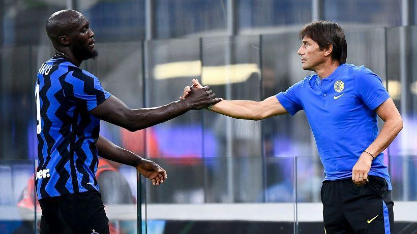 Inter, un altro attaccante ko oltre a Lukaku: le parole di Conte