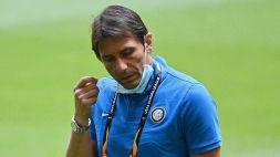 Conte difende l'Inter e se la prende con il Real Madrid