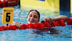 Covid: focolaio nella nazionale di nuoto, 10 positivi
