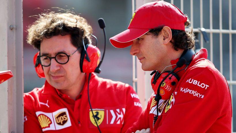 F1, niente illusioni per la Ferrari: le parole di Binotto