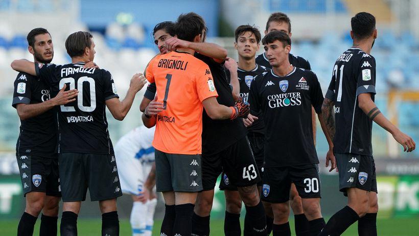Serie B: Cittadella frena, in tre in testa