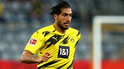Dortmund, Emre Can positivo al Covid-19
