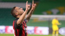 Europa League: le foto di Celtic-Milan 1-3