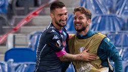 Europa League: Le foto di Real Sociedad-Napoli 0-1