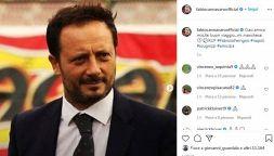 Il calcio piange Fabrizio Ferrigno: l'ex del Napoli aveva 47 anni