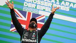 Formula 1: le immagini del GP dell'Eifel