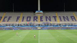 Fiorentina isolata: caso di Covid nello staff