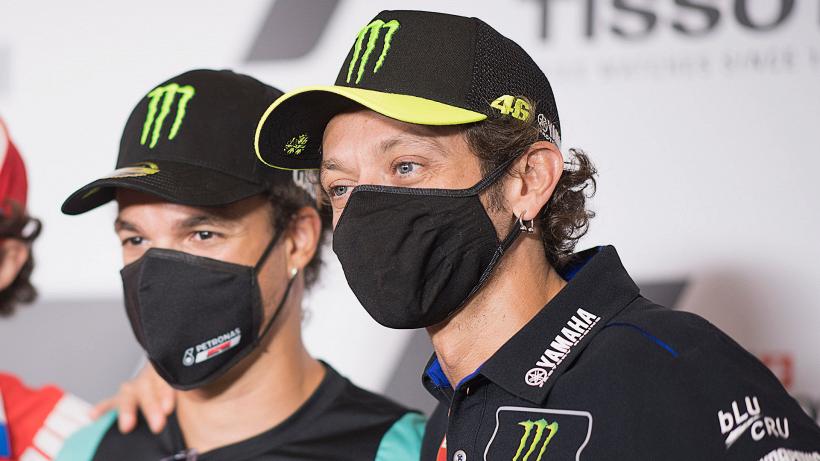 """Morbidelli: """"C'è tempesta in MotoGp per il team di Rossi"""""""