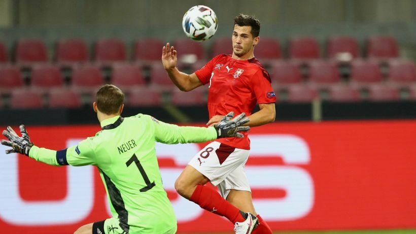 Nations League: Spagna ko, Germania-Svizzera 3-3