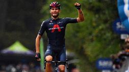 Filippo Ganna, una dieta per vincere il Giro