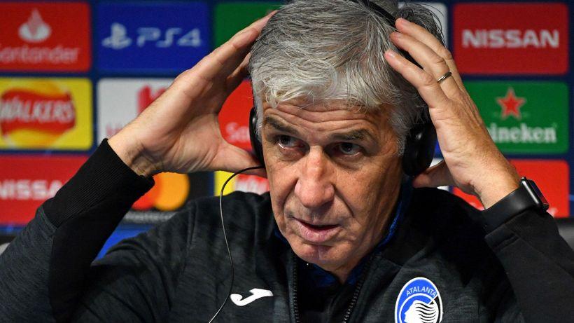 """Gasperini attende il Real Madrid: """"Loro hanno il blasone, noi l'entusiasmo"""""""
