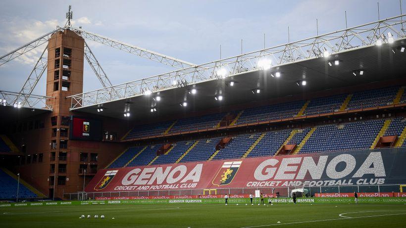 Allarme Genoa: ora i positivi al Coronavirus sono 19