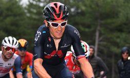 Giro, Geraint Thomas si ritira
