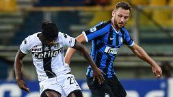 Serie A: Inter-Parma, probabili formazioni
