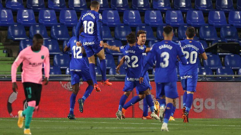 Liga, la caduta dei giganti: Real e Barça ko