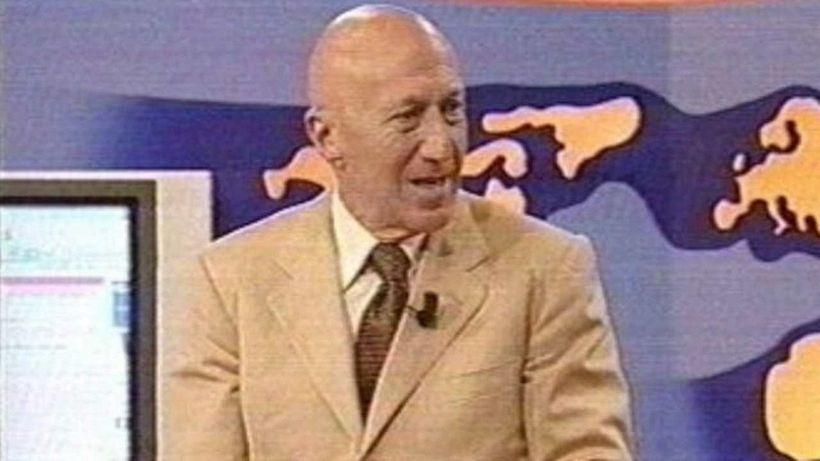 Valerio Bianchini omaggia Gianfranco De Laurentiis