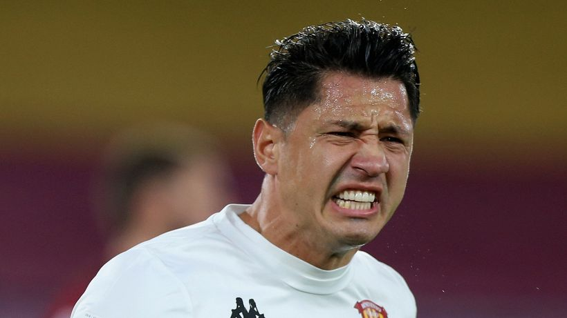 Gianluca Lapadula dice addio all'Italia