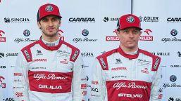 """F1, Giovinazzi: """"Raikkonen è ancora uno dei migliori"""""""