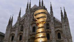 Giro d'italia: le foto della ventunesima tappa