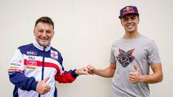 Moto2, Di Giannantonio torna da Gresini