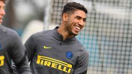 Inter, Hakimi resta negativo: corsa contro il tempo verso il Genoa