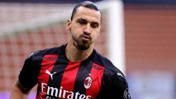 Milan, Zlatan Ibrahimovic infierisce sull'Inter