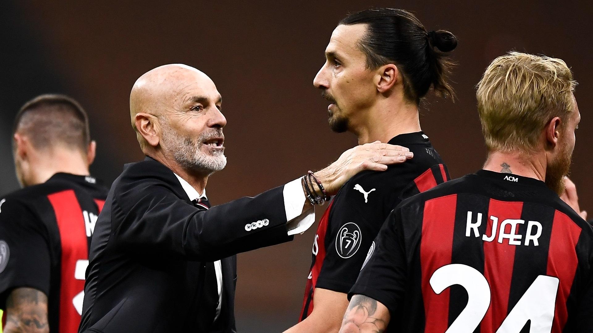 Mercato Milan, l'annuncio di Pioli su Ibrahimovic e Donnarumma - Virgilio  Sport