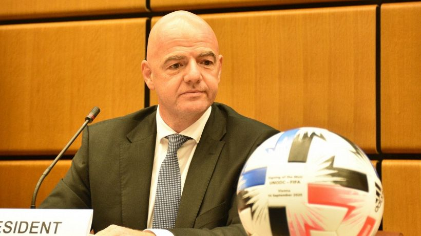 Fifa, Gianni Infantino positivo al Coronavirus