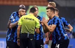 """Protesta Inter scatena il web: """"Segnale di debolezza"""""""