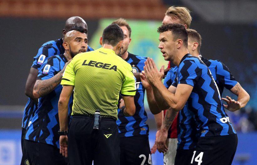 Marelli fa chiarezza su gol Inter e rigore negato all'Atalanta