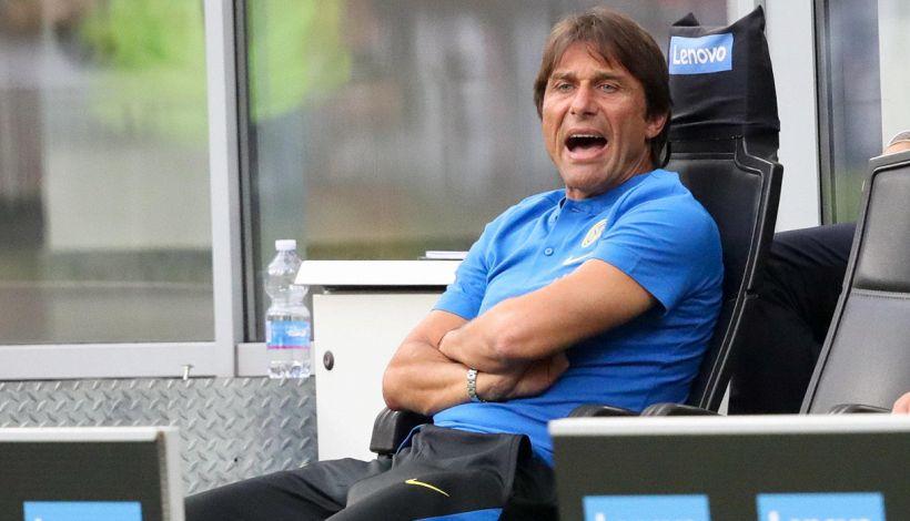 Inter, Conte lo recupera: l'ironia degli interisti