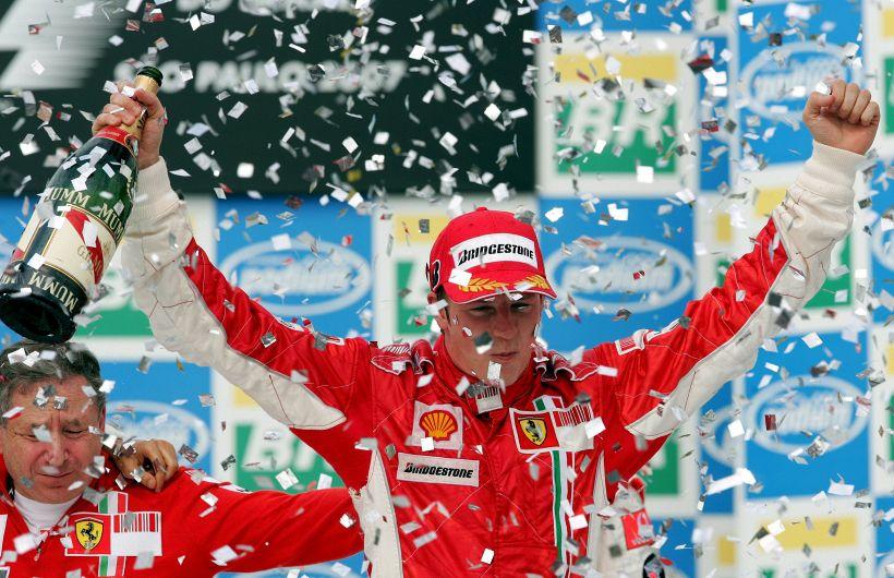 F1, Raikkonen: quel titolo Ferrari come erede designato da Schumacher