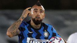 Lukaku prende in giro Vidal, interisti spietati col cileno