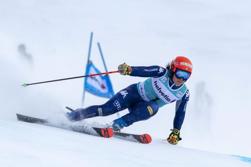 Sci alpino, il calendario della Coppa del Mondo femminile 2021-22