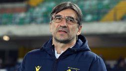 Hellas Verona, Ivan Juric durissimo con l'agente di Zaccagni