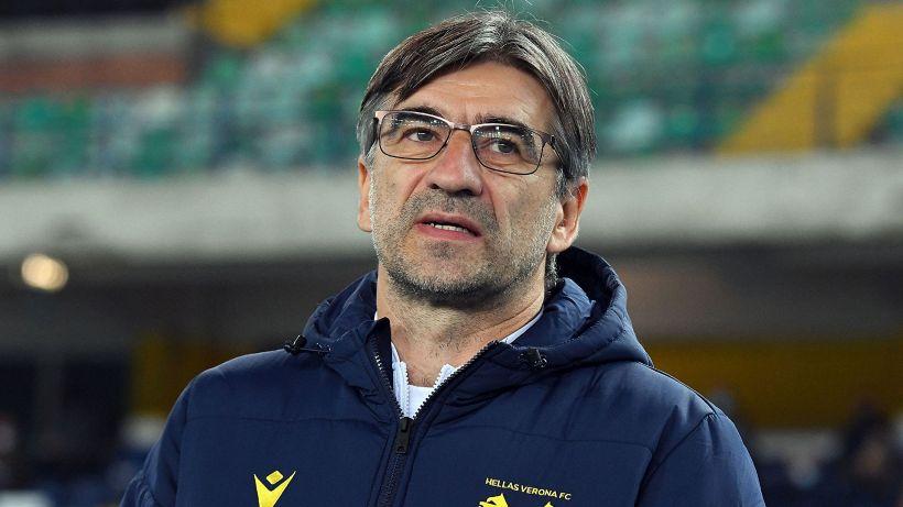 """Verona, Juric: """"Juve? Proviamoci. Siamo al 30% del nostro potenziale"""""""