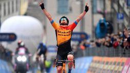 Giro d'Italia, acuto sloveno. Altre due positività