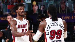 NBA, Miami non muore mai: le Finals continuano