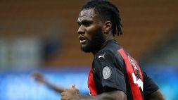 Il Milan vuole blindare Kessié: la conferma di Maldini