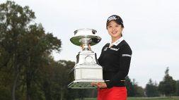 Golf, storica vittoria per Kim Sei-Young