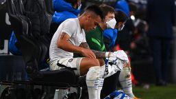 Inter: Lautaro Martinez è sibillino sul futuro
