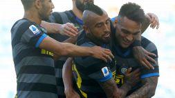 Le foto di Lazio-Inter 1-1
