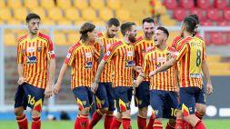 Un tempo a testa: Lecce-Cremonese finisce 2-2